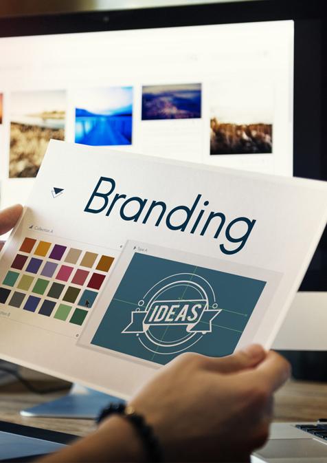 Design de branding